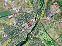 La Pizzeria Google Map